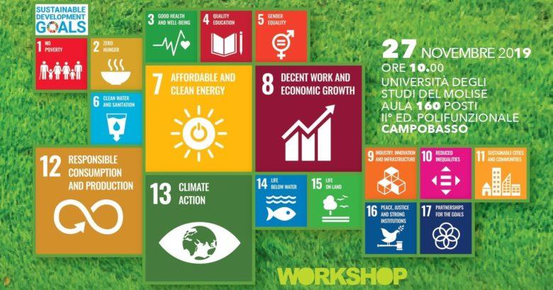 UNIMOL - Economia circolare, workshop sulla gestione della sostenibilità e innovazione