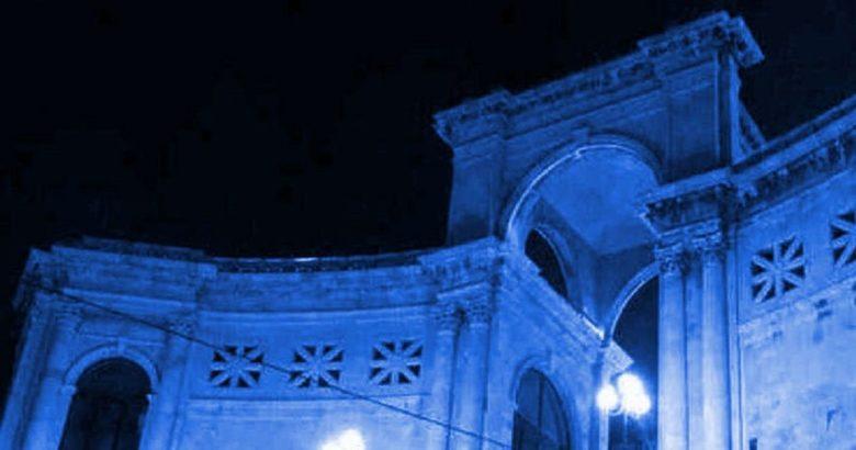 Unicef go blue