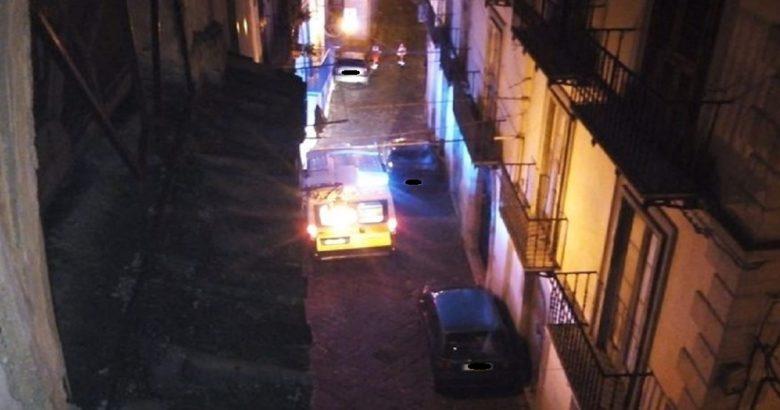 ambulanza centro storico venafro