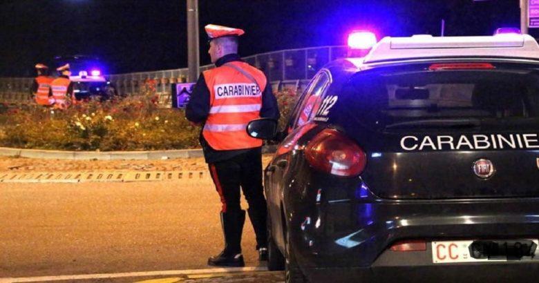 carabinieri posti di blocco cercemaggiore