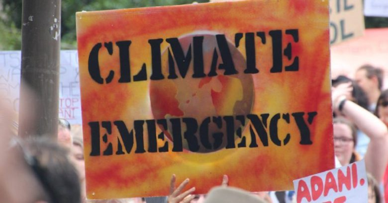 dichiarazione emergenza climatica