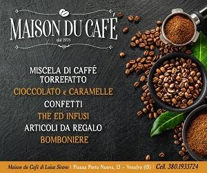 Maison Du Café Venafro