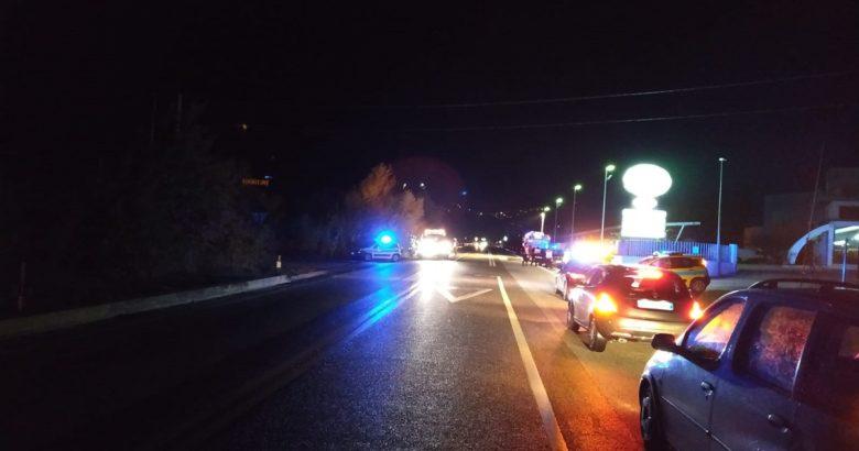 """CRONACA - Incidente stradale, Statale 158 """"della Valle del Volturno"""" chiusa al transito"""