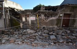 terremoto 2018 sisma danni