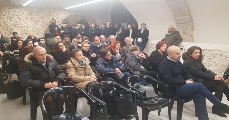 VENAFRO - Fermiamo il mostro, assemblea contro la turbogas di Presenzano
