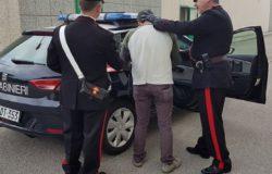 VENAFRO - Minacce e violenza fisica alla convivente, arrestato 30enne