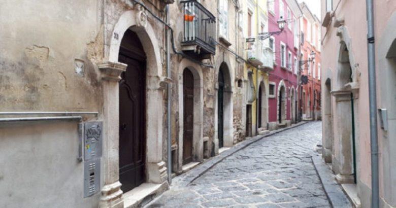 centro storico campobasso