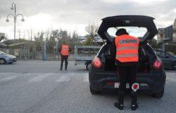 controlli straordinari carabinieri
