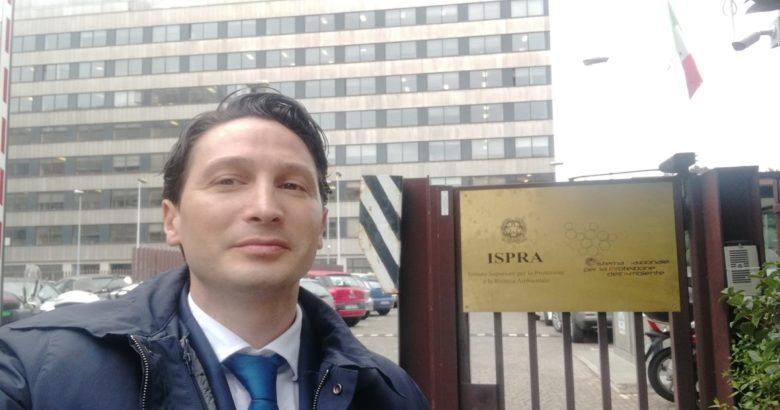 Antonio Tedeschi all'Ipsra