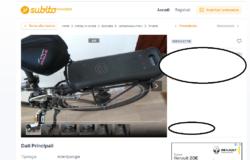 Bici rubata in vendita su Subito.it, ladro finisce nella rete dei Carabinieri