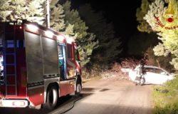 CRONACA - Incidente sulla provinciale, scontro tra tre auto estratto dalle lamiere una persona