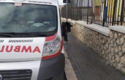 ISERNIA - Atti vandalici sui mezzi della Croce Rossa, ingenti i danni