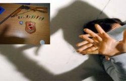 ISERNIA Picchia minaccia moglie fucile arrestato 56enne