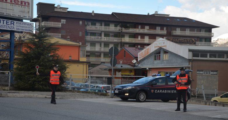 ISERNIA - Sorpassi azzardati sulla statale 85, giovane sorpreso alla guida sotto l'effetto di sostanze stupefacenti