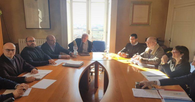 VENAFRO - Problema inquinamento Presidente, Arpa e Sindaci della piana a Palazzo Cimorelli. In arrivo tre nuove centraline
