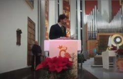 VISITA - Campobasso, il saluto di Gravina al presidente della Cei Card. Gualtieri Bassetti