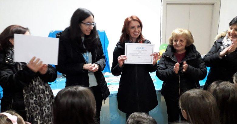 amministrazione comunale, Sant'Angelo del Pesco, Epifania, UNICEF