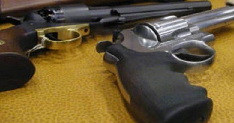 pistole in casa
