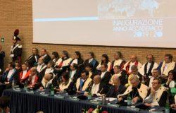 ANNO ACCADEMICO - Inaugurazione con il prof. Settis all'insegna dell'archeologia Paesaggio e archeologia un sistema unico