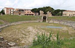 Anfiteatro Parco Archeologico di Villa Zappone Larino