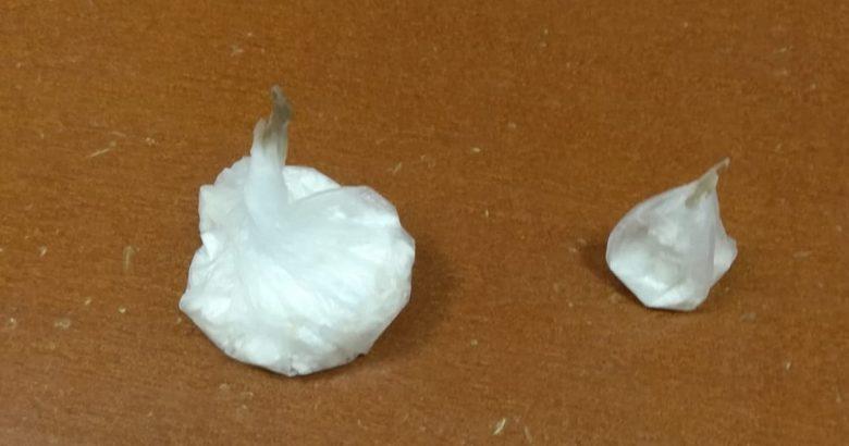 Beccato con la cocaina, 36enne denunciato