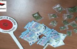 CRONACA - Lotta al traffico di droga, sequestrato stupefacente a giovani e giovanissimi