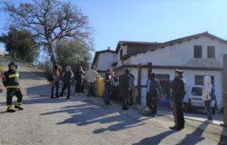 Immigrati, rivolta al centro di accoglienza di Roccaravindola