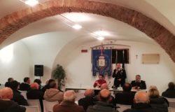 TRUFFE AGLI ANZIANI, Portocannone, sicurezza, Carabinieri, sindaco, cittadini