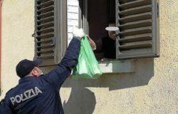 CORONAVIRUS, Isernia, Anziana in difficoltà, soccorsa dalla Polizia