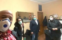 CORONAVIRUS, Riccia, caso positivo, 20 posti letto, Rsa
