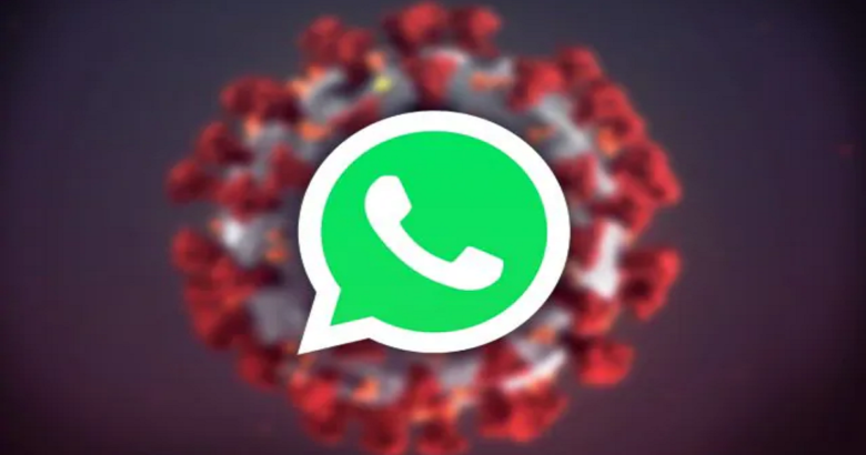 CORONAVIRUS, Venafro, infetto, whatsapp, falso