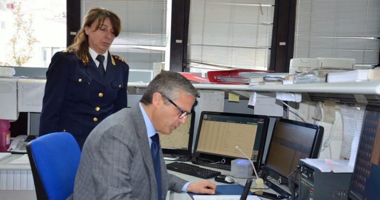 """DECRETO COVID19 - Campobasso, il Questore Conticchio ringrazia la Polizia Voi siete l'orgoglio di questa provincia e di questa Nazione"""""""