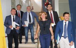 I portavoce del M5S in Consiglio regionale