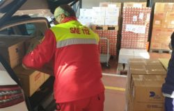 TERMOLI - Comune, consegna a domiciliodi generi alimentari per tutti coloro che sono in quarantena