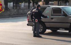 coronavirus controlli polizia