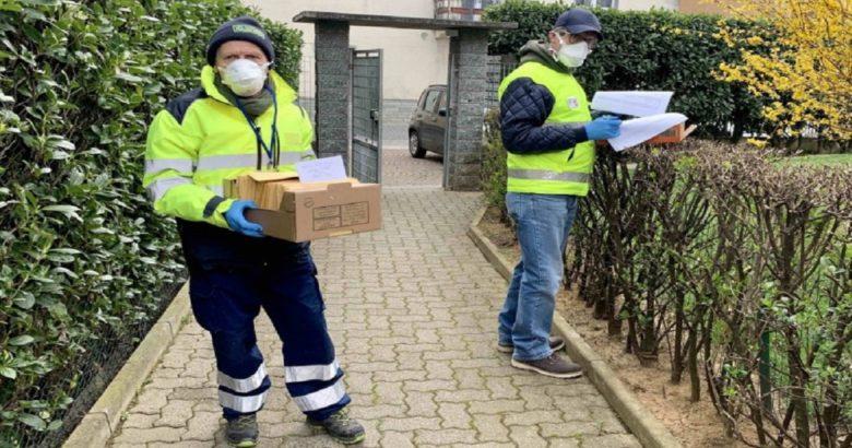 protezione civile soccorsi a domicilio