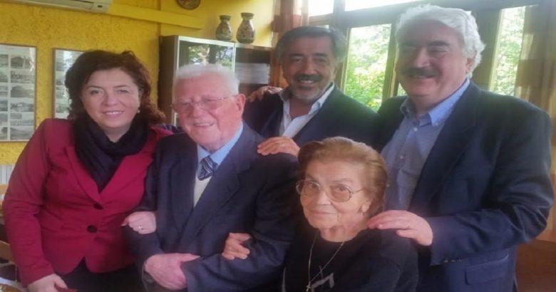 100 anni, Covid, Antonio Iannone