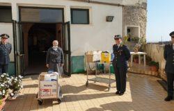 EMERGENZA CORONAVIRUS - La solidarietà della Guardia di Finanza, pacchi alimentari per le famiglie in difficoltà