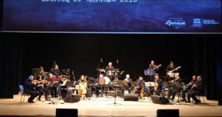 MUSICA - Augurio di pronta ripresa sotto il segno della cultura Sing, sing, sing eseguito dalla Epic Music Orchestra