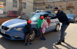 SOLIDARIETA', missione particolare, Polizia, famiglia in difficoltà