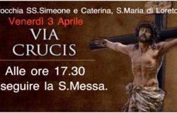 """VENAFRO - Via Crucis e Santa Messa in diretta streaming sulla pagina facebook """"Oratorio Mons. Armando Galardi"""""""