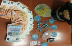 arresto per droga. CC Termoli