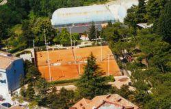 tennis, campi, villa comunale, Campobasso