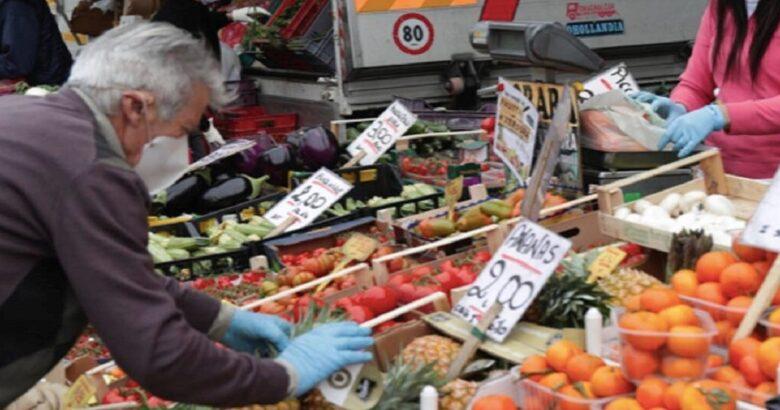 ISERNIA, Mercati settimanali, alimentari
