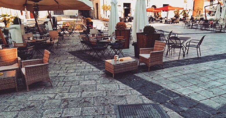 ISERNIA - Suolo pubblico, bar e ristoranti posssono chiedere spazi all'aperto