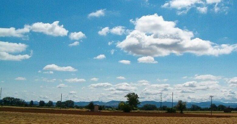 METEO - Giornata tra schiarite e nubi, ma è in arrivo il caldo