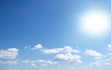 METEO - Soleggiato e caldo in crescita verso il weekend