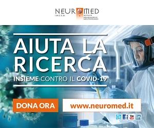 Neuromed aiuta la ricerca covid