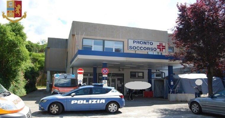 Ospedale Veneziale Isernia polizia