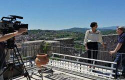 PASSION ITALY - La tv pubblica americana a Campobasso per un report sulle bellezze della città